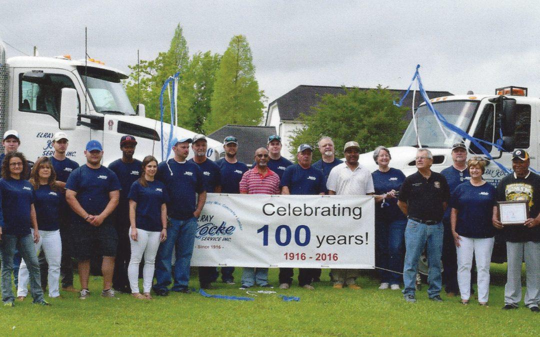 2016 – Celebrating 100 Years