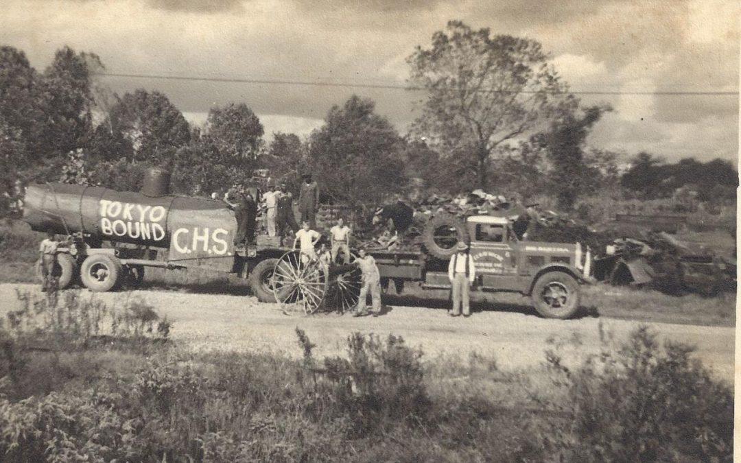 1942 – Tokyo Bound