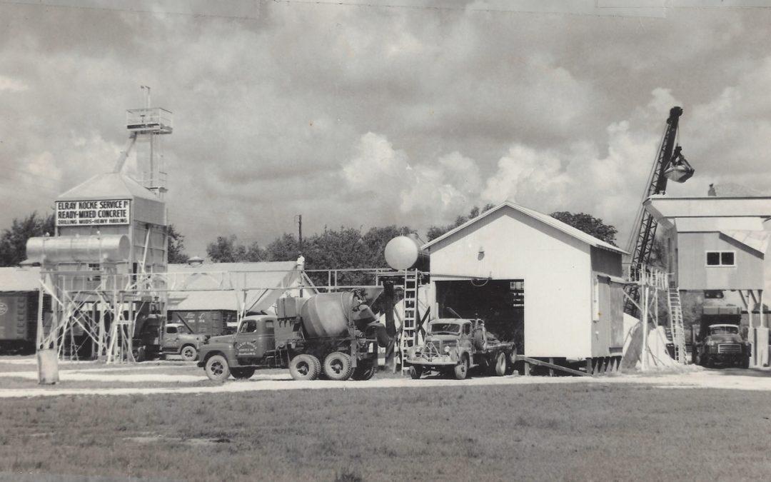 1956 – Concrete Plant
