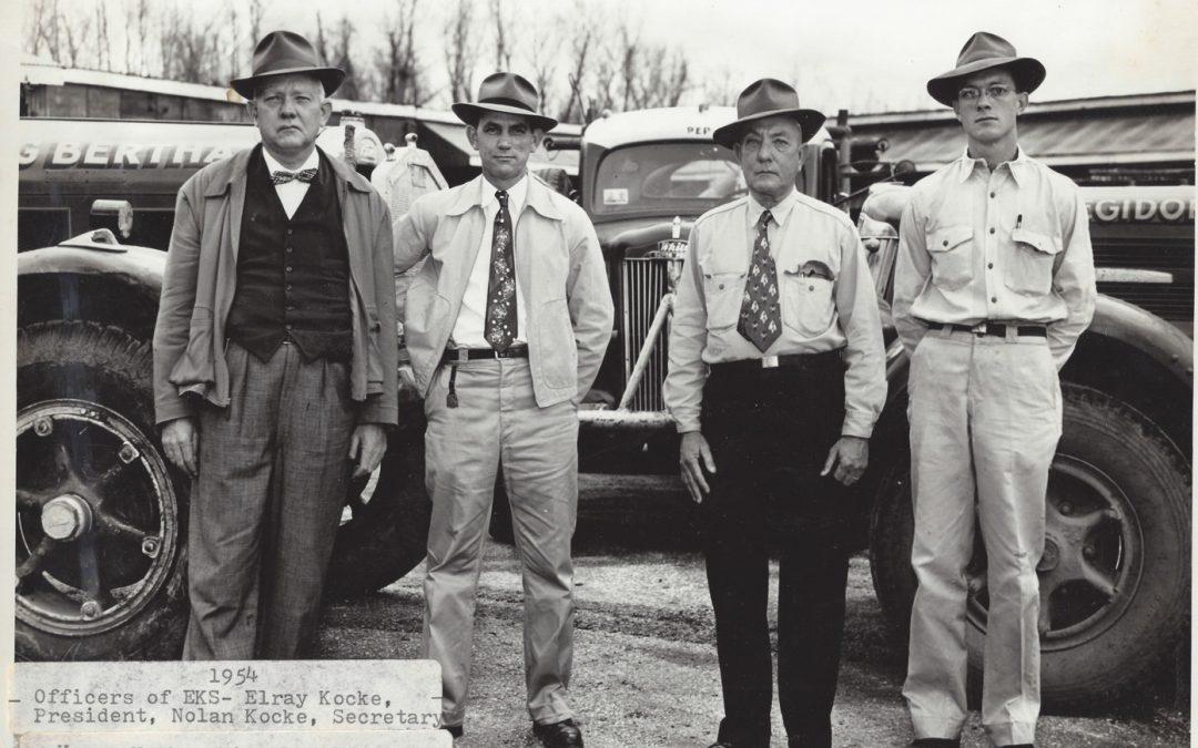1954 – Kocke Officers